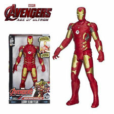 MARVEL AVENGERS AGE OF ULTRON TITAN HERO TECH IRON MAN MARK 43 FIGURE SOUND TOY