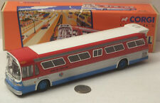Corgi Fishbowl Lionel City Transit Corp. Bus GM5301  54404 New in Box 1/50 scale