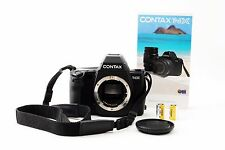 Contax NX 35mm SLR Film Camera Body Only EXC+++  w/ body cap , VIDEO from Japan