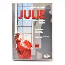 Boesmans - Julie (DVD, 2007, All Regions) Malena Ernman