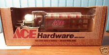 NIB Ertl Collectibles 1/34th scale ACE HARDWARE 1925 Kenworth Stake Truck w/Barr