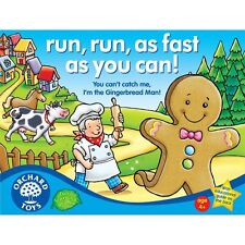 Orchard Toys Educational Games - Run, Run As Fast As You Can - New