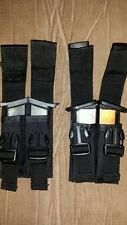 1 Dual mag / magazine pouch holder holster single & double stack 9mm 40 cal 45