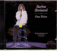 CD (NEU!) . BARBRA STREISAND - One Voice (live Barbara Barry Gibb mkmbh