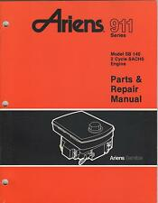 1987 ARIENS 2 CYCLE SACHS ENGINE SERIES PARTS/REPAIR MANUAL P/N000143A (815)