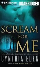 Scream For Me: A Novel of the Night Hunter, Very Good Books