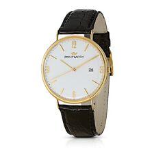 Orologio Philip Watch uomo Capsulette Cassa in oro 18 kt 750 R8051551010
