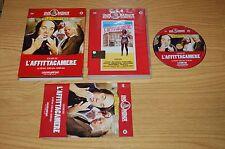 L'affittacamere  LINOMANIA N° 35 DVD ORIGINALE Editoriale