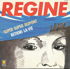 REGINE 45 TOURS FRANCE RETIENS LA VIE