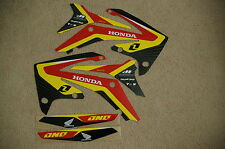 ONE  INDUSTRIES HONDA GRAPHICS 2010 11 12 13  CRF250R & 2009 2010 11 12 CRF450R