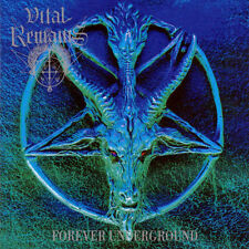 VITAL REMAINS - Forever Underground  CD NEU