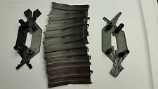 Life Like 12 PIECE LOOP THE LOOP SET WITH RISERS HO slot car track