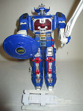 1997 Power Rangers In Space Deluxe Astro Megazord Complete Bandai Saban MMPR
