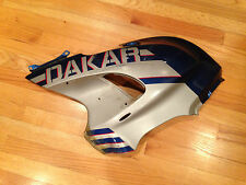 2006 BMW 650GS Dakar Motorcycle Left Trim Panel Cover