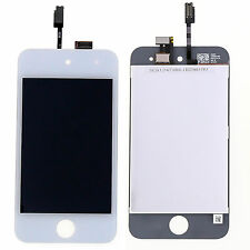 LCD Digitizer Glass Screen Assembly for Ipod Touch 4 4th Gen Repair Parts White