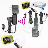 200M Wireless IR Infrared Extender Remote Control W/ 2 Receiver 4 Emitter 1124