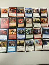 50 Sliver Cards MTG magic the gathering gold slivers lot deck collection cny