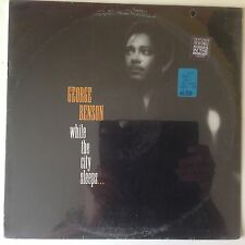George Benson While The City Sleeps LP1988 WB 25475-1 Vinyl Record LP New Sealed
