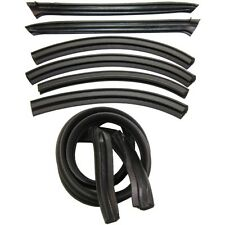 1962-1965 Dodge Dart, Polara, Coronet convertible top weatherstrip seal set 7 pc