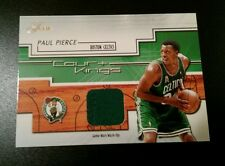 2002-03 Flair Court Kings Game Used Memorabilia/Paul Pierce #CK-PP