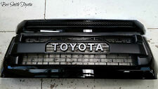 NEW OEM TOYOTA TUNDRA 2014 AND UP TRD PRO GRILLE & HOOD BULGE PAINT CODE 202