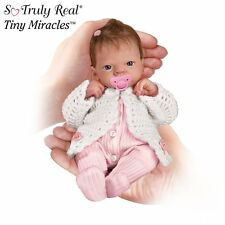 So Truly Real Ashton Drake Tiny Miracle EMMY Doll NEW