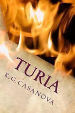 Turia: Turia by Ramón casanova (2015, Paperback)
