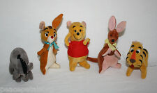 VINTAGE DISNEY WINNIE THE POOH 1966 Walt Disney Productions Plush Toy Dream Pet