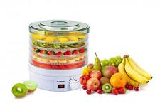 5 Level Food Fruit Dryer / Preserver / Dehydrator Adjustable Temperature Control