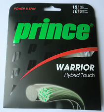 Prince Warrior Hybrid Touch Tennis String Set