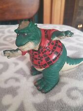 1991 Disney Earl Sinclair Dinosaurs TV Show Action Figure 5'' Tall Disney Toy