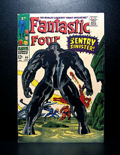 COMICS: Marvel: Fantastic Four #64 (1967), 1st Sentry #459/Daniel Damian app
