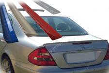 mercedes w211 spoiler tuning aileron becquet alettone painted iridium silver 775