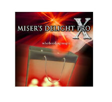 Misers Delight Pro X Lightening Bag Magic Trick Mark Mason Close Up Party Stage