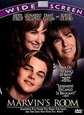 Marvin's Room DVD / Wide Screen / Free Shipping