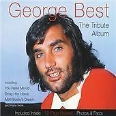 A Tribute To George Best,Artist - Various Artists, in Good condition