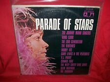 PARADE OF STARS Various LP 1968 AUSTRALIA EX Canned Heat The Love Generation