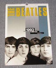 Beatles/Calendar/Kalender 1993/Culture Shock/neuwertig/lesen