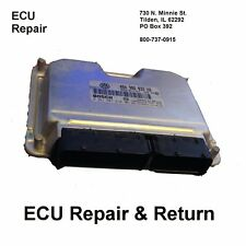 Volkswagen ECM / PCM Engine Computer Repair & Return VW ECU Repair