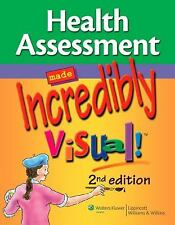 Health Assessment Made Incredibly Visual! by Lippincott Williams