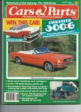 Cars & Parts August 1987 1965 Ford Mustang Convertible  Good Condition