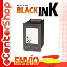 Cartucho Tinta Negra / Negro HP 27XL Reman HP Officejet 5610