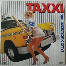 "POCHETTE VOITURE  TAXXI (Maxi 45T 12"") GIRL / HOW TO SAY I'M LEAVING"