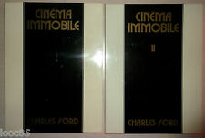 Cinéma immobile - Charles Ford - 2 volumes 1910-1940 & 1940-1970 - photos