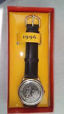 Collectible 1996 Team Disney RALLY Car Racing Watch Sport