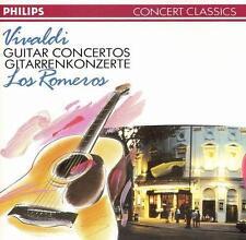 Antonio Vivaldi: Guitar Concertos (CD, Sep-1999, Philips)