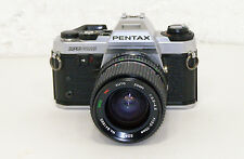 Pentax Super Program SLR Film Camera Plus RKN Zoom Lens