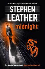 Midnight: The 2nd Jack Nightingale Supernatural Thriller by Stephen Leather (...