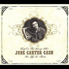 JUNE CARTER CASH - Keep on the Sunny Side: Her Life in Music [Box] (2 CD+ BOOK)
