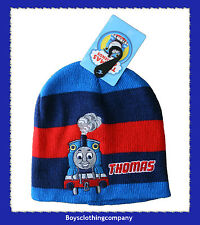Thomas the Tank Engine Beanie Hat OFFICIAL BNWT Size Small Approx 2-3 years